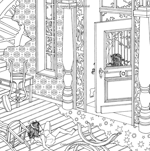 19 best images about Coloring: Daria Song on Pinterest ...