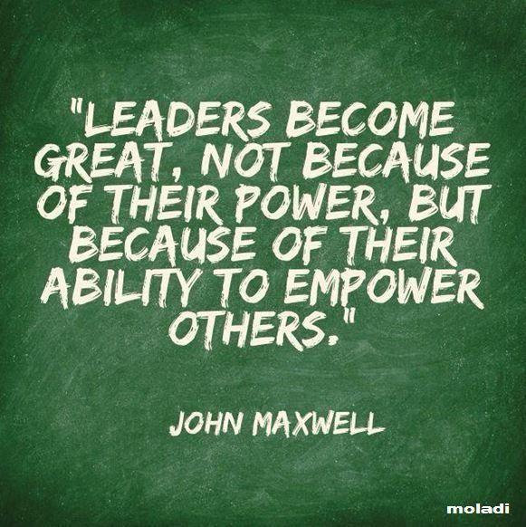EmpowerPEOPLE #moladi