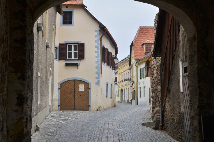 Film and Photo Shoot Locations in Austria: Old Town, Duernstein