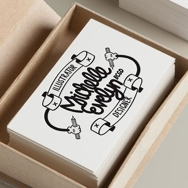 The 35 most inspiring business cards you'll see this summer