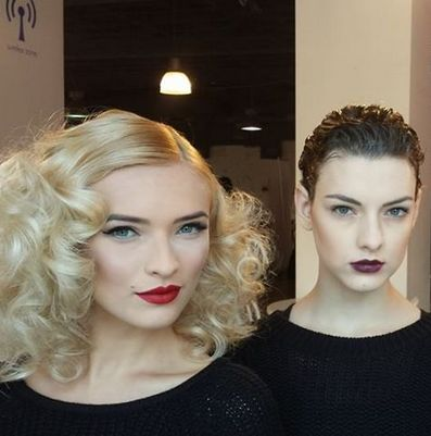Makeup Fest @ sala Dalles Makeup : Magda/ Miky @ BeautyDistrict Hair :Sorin/ Adonis BeautyDistrict #makeup ##beautysalon #beautydistrict