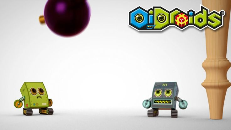 OiDroids would like to wish all our fans and followers a wonderful Christmas with our new animation!