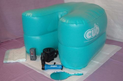 20) CUB Inflatable Birth Stool - Hire Only