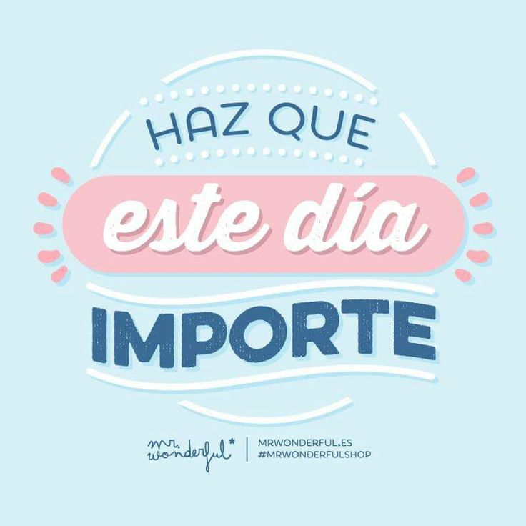 Mr. Wonderful│Citas - #Quote - #Citas - #Frases - #MrWonderful