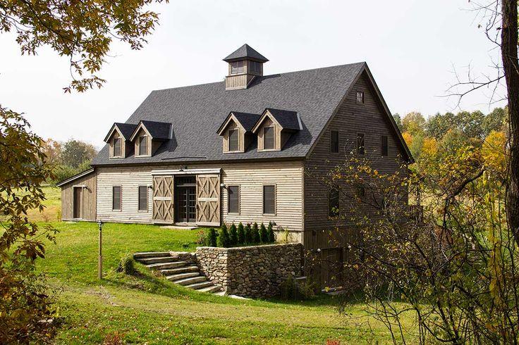 I LOVE the craftmanship of a Bensonwood home/building