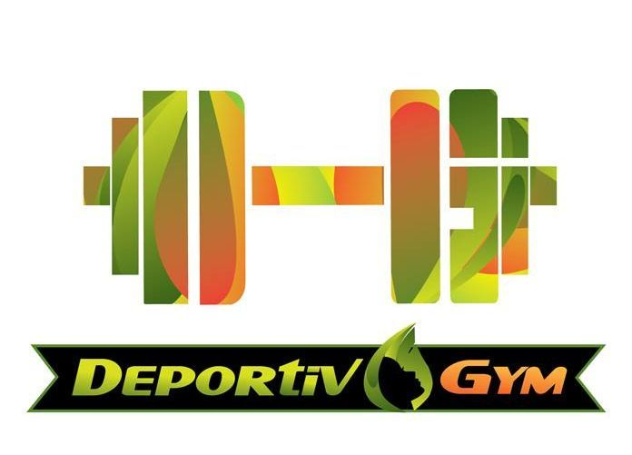 #diseño de #logotipo para #gimnasio