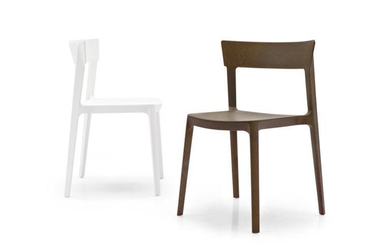 Skin indoor/outdoor Chair by Calligaris #Calligaris #dawsonandco