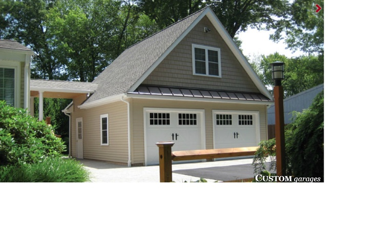 Garage 7 this is a prefab estimated cost about 30k for Modular garage addition