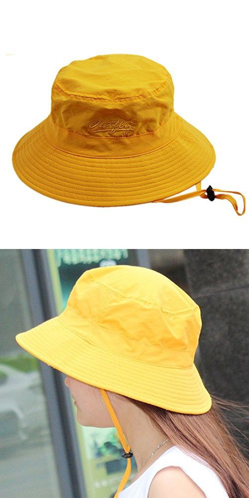a99e23567e Home Prefer Unisex Mens Womens Lightweight Breathable Daily Summer Boonie  Hat Sun Protection Bucket Hat Outdoor