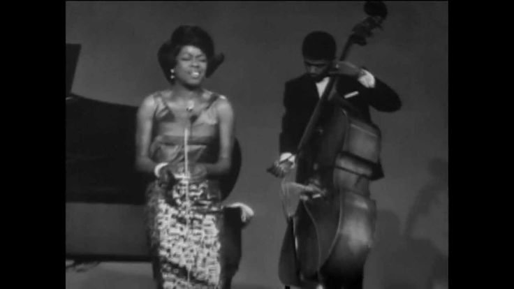 (Song of the day Sept 28) Sarah Vaughan - The More I See You (Live from Sweden). Women artists week. Song of the day. Wistful and beautiful.