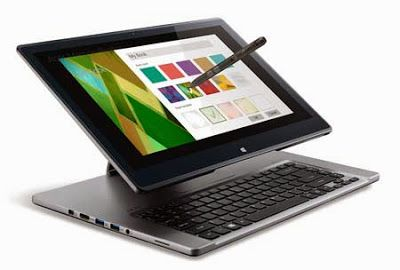 Acer Launches Aspire R7 with Intel Haswell CPU