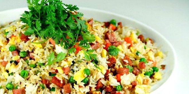 Fried Rice Recipe in Urdu
