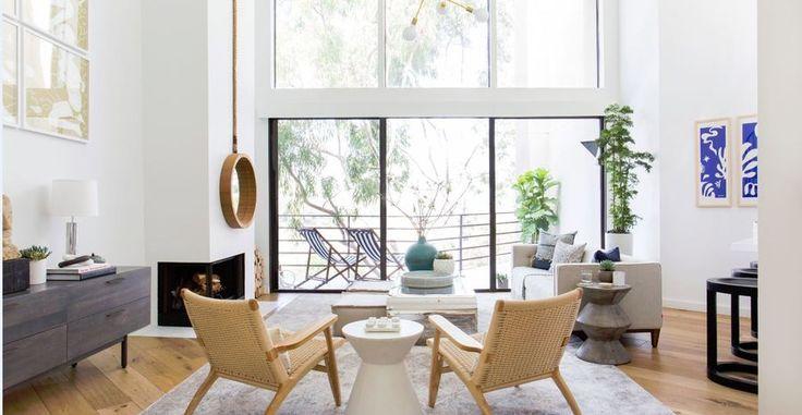 Tour the modern Los Angeles condo of design genius, Orlando Soria of Homepolish.