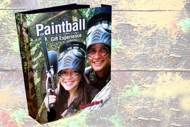 Paintball Gift Box