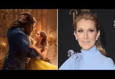 Celine Dion is back with a brand new Beauty And The Beast song