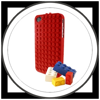BRICKCASE WITH BRICKS FOR iPHONE 4/4s « U*tique Shop: Brick