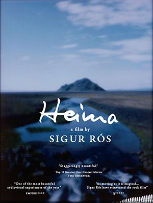 Heima, the video of Sigur Ros <3