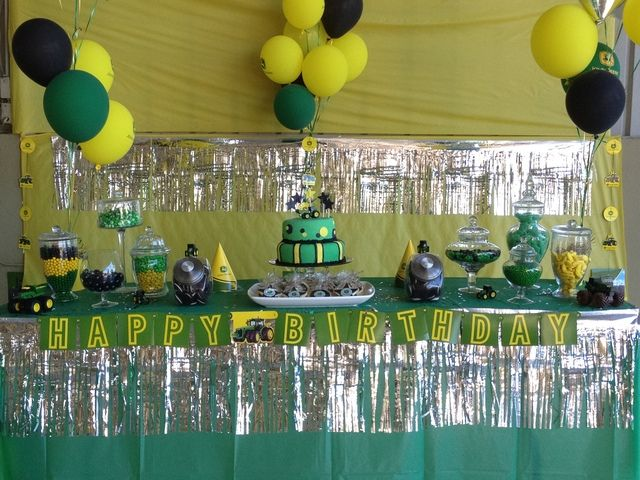 John Deere Party #johndeere #party