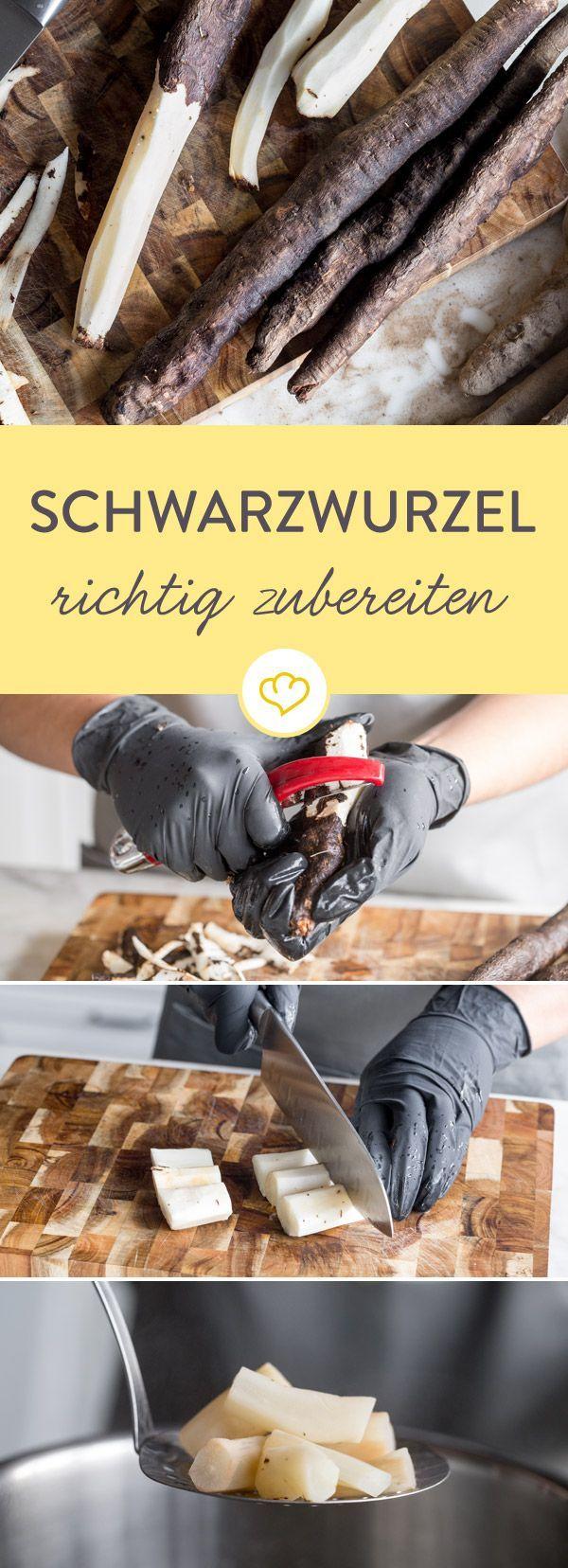Der große Schwarzwurzel-Guide: Alles, was du übers Putzen, Schälen und Zubereiten von Winterspargel wissen musst, erfährst du hier.
