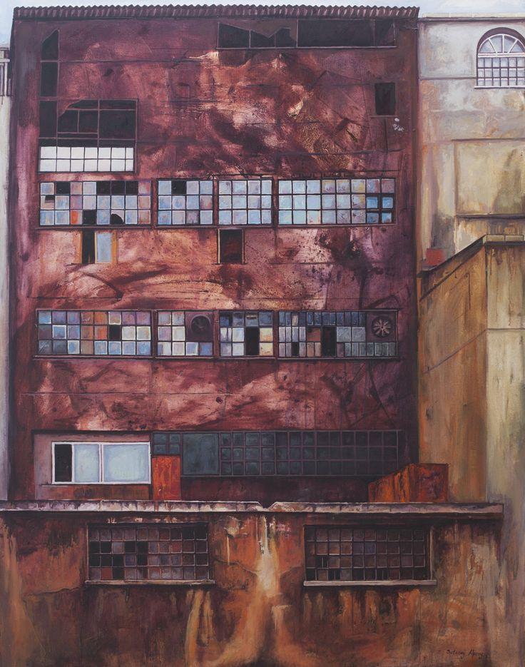 2014, 140 x 110 cm. Tuval üzerine yağlıboya / Oil on canvas