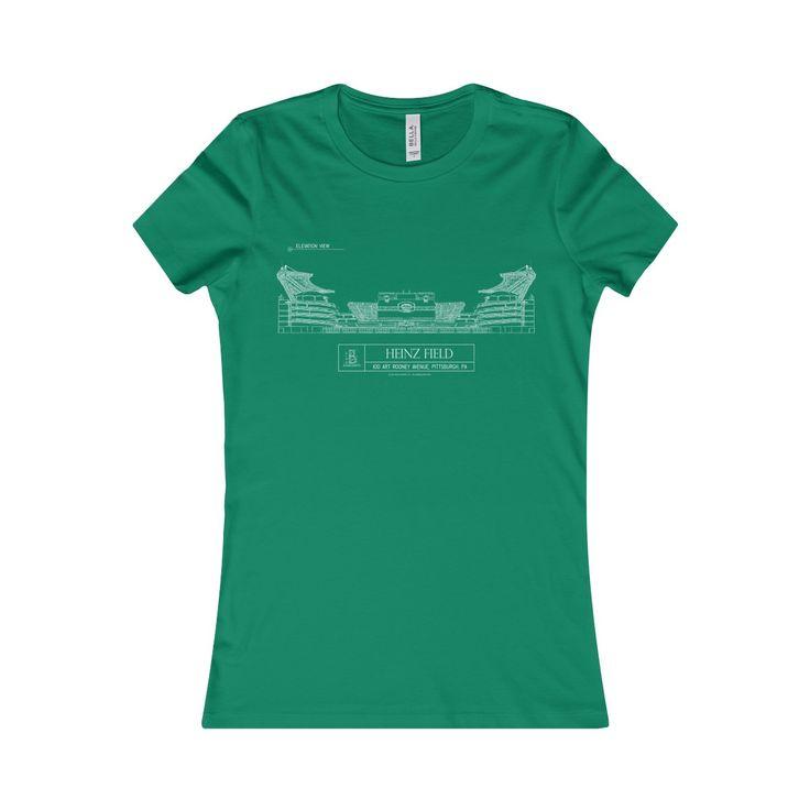 Heinz Field Women's Favorite Short-Sleeve Tee
