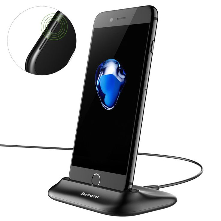 Baseus Aluminium Alloy Desktop Charging Station Holder Stand…