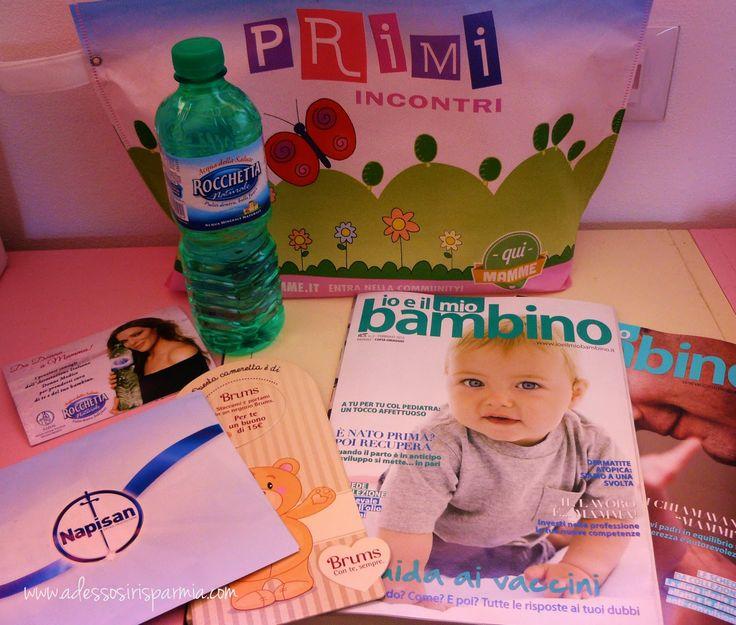 ADESSO SI RISPARMIA: Favolosi omaggi per il vostro bambino