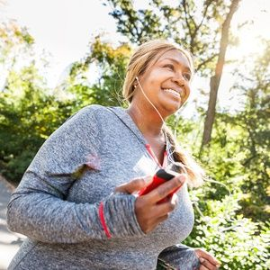 Post-menopausal? Try getting some exercise