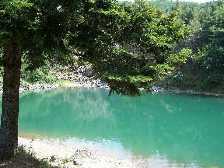 Lago delle Lame  (from Altavaltrebbia - Galleria fotografica)