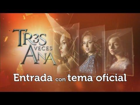 Tres Veces Ana - Entrada con Tema Oficial | Pablo Alboran - Se puede amar - YouTube