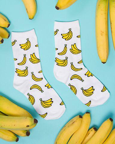 -Banana Socks -