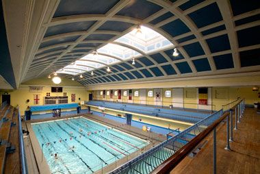 230 best images about historic spas baths and watering - Swimming pool manchester city centre ...