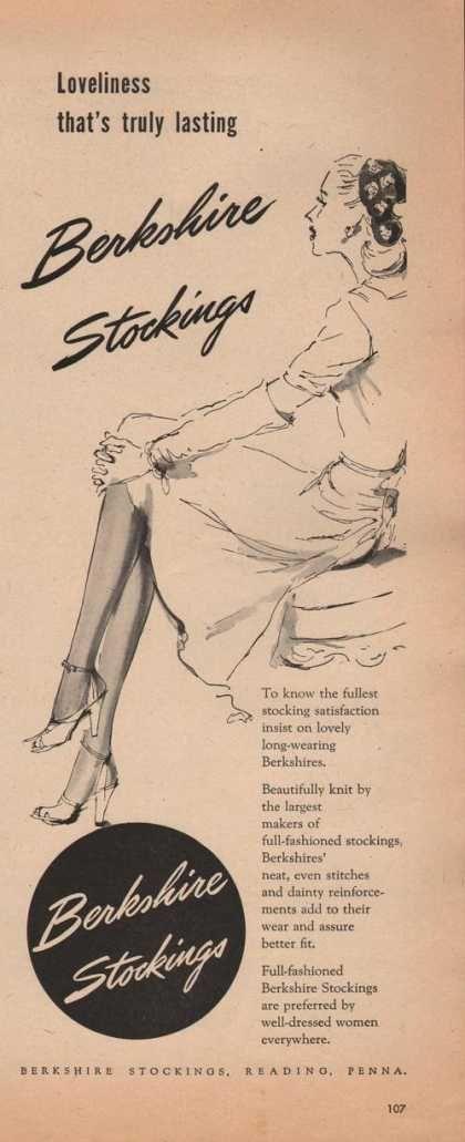 Berkshire Womens Stockings (1942)