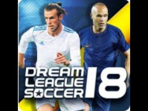 Dream League Soccer 2018 Mod Apk 5 02 Unlimited Money Android Mod