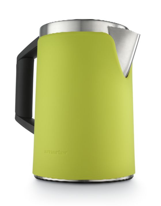 Funk up your kitchen with this amazing iKettle and green skin!  http://www.wifikettle.com