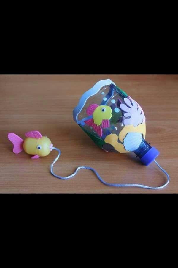 Idée bilboquet pour enfant...