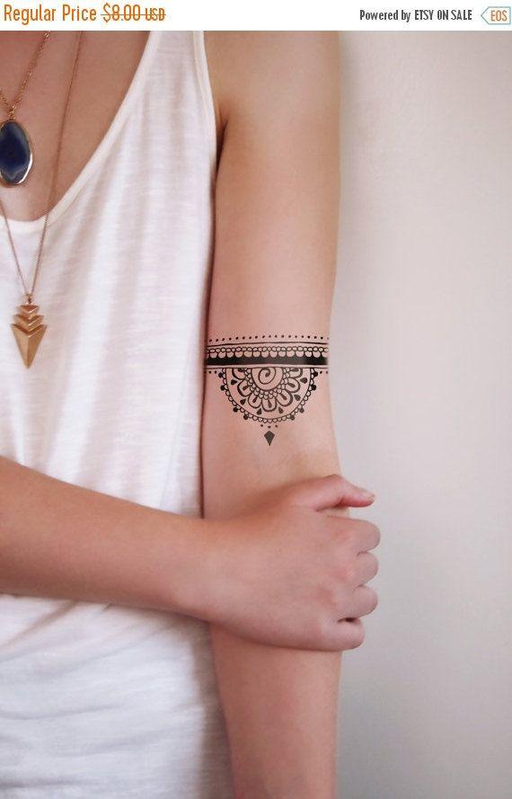 60 Off Super Sale Mandala Tempor 228 Re Tattoo Henna Von Tattoorary Tattoo Pinterest