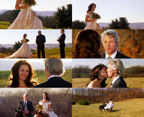 Happy Ending in the Runaway Bride