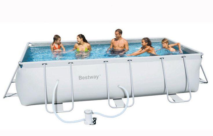 17 migliori idee su piscine fuori terra su pinterest for Bestway italia piscine