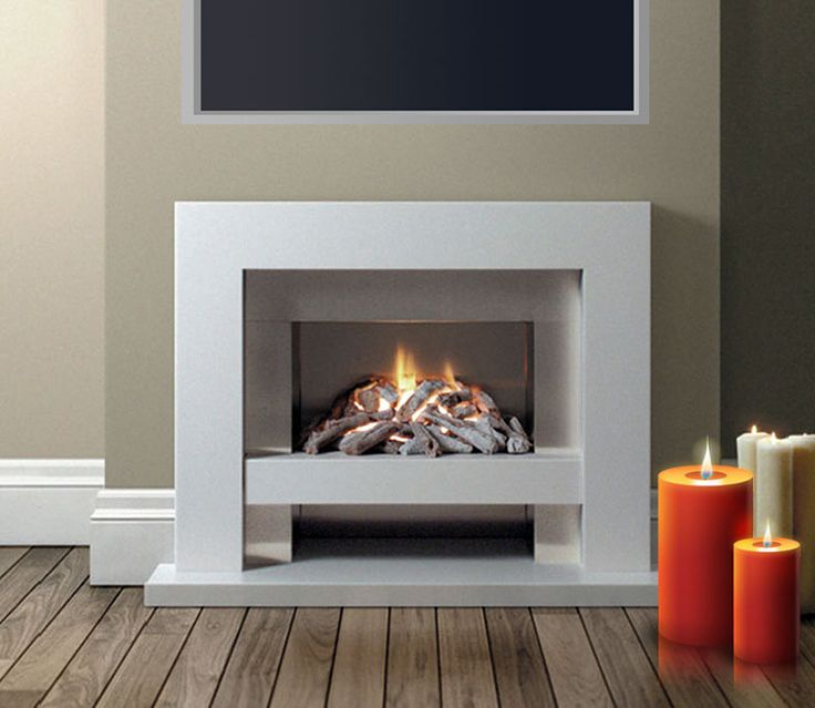 Modern fireplace and Modern fireplaces
