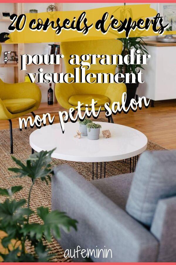 Comment Optimiser L Espace Dans Son Salon Cuisines Deco Deco