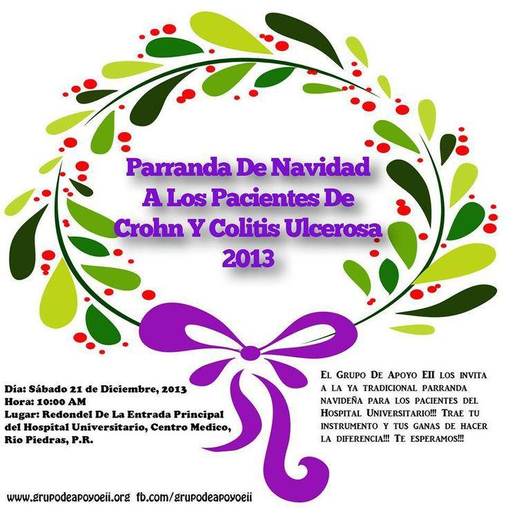 Parranda Navideña: Pacientes Hospital Universitario @ Río Piedras #sondeaquipr #hospitaluniversitario #centromedico #riopiedras #navidad