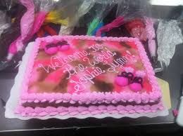 Image result for pink camo baby shower