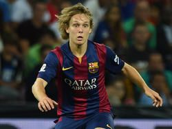 Halilovic joins Hamburg from Barcelona