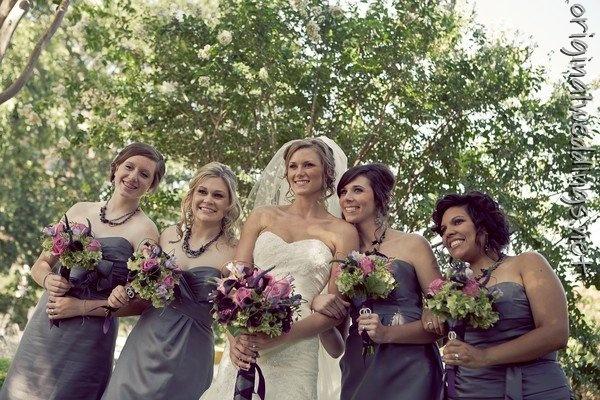Bridesmaids #Bridesmaids, #Weddings (pinned this from http://originalweddings.net )