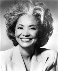 Nancy Wilson. She always reminded me of my mom. Beauty, elegance & talent.