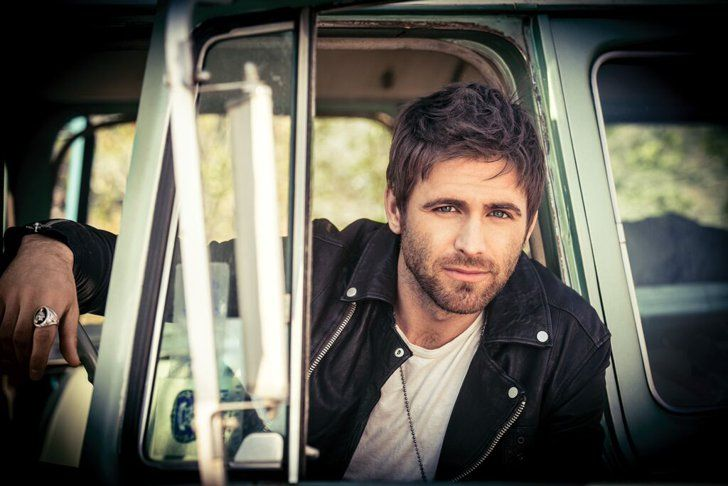 Pin for Later: Meet 2015's Sexiest Country Stars Canaan Smith