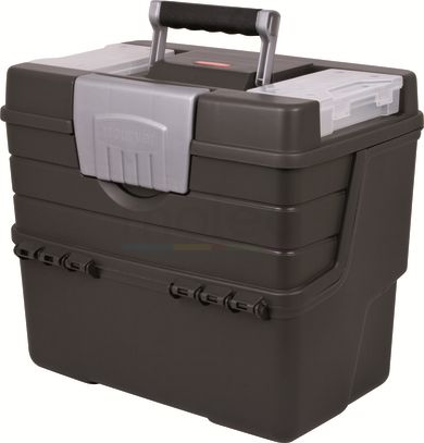 Keep all your tools in an impressive yet secure tool box from Moleo.