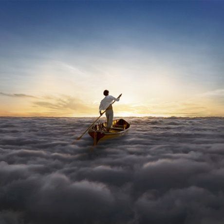 Pink Floyd artwork for album The Endless River.  Designed by an 18 year old from Egypt.    Journey on Richard, we will Remember you.