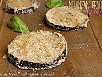 Melanzane gratinate al parmigiano, ricetta contorno sfizioso
